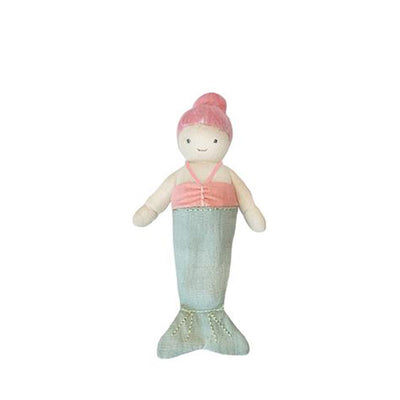 Olli Ella Holdie Folk Mermaid - Coral
