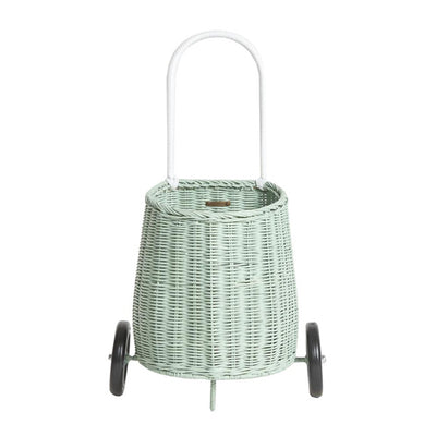 Olli Ella Luggy Basket – Mint