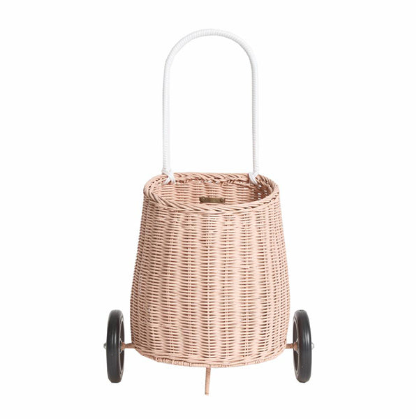 Olli Ella Luggy Basket – Rose