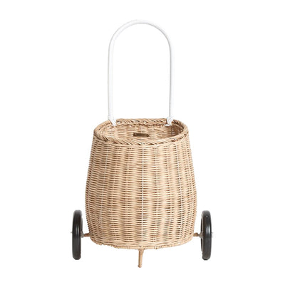 Olli Ella Luggy Basket – Straw
