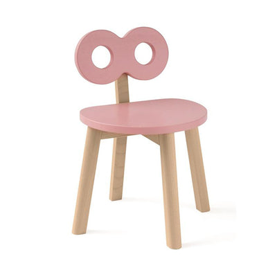 Ooh Noo Double-O Chair - Pink