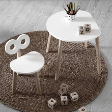 Ooh Noo Double-O Chair – White