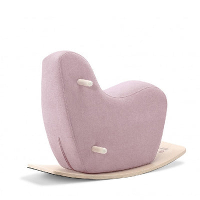 Ooh Noo Googy Rocking Horse - Pale Pink