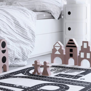 Ooh Noo Little Village – Figurines