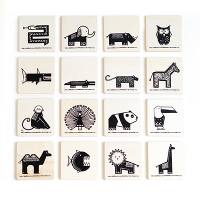 Ooh Noo Memory Game - Animal