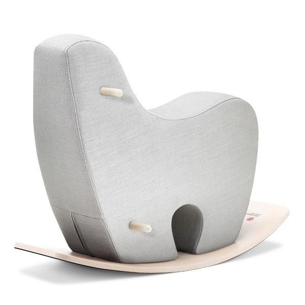 Ooh Noo Rocking Horse - Grey