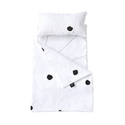 Ooh Noo Toy Pram Bedding – Ladybird