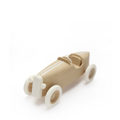 Ooh Noo Grand Prix Racing Car - Light Brown