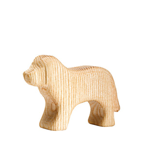Ostheimer Dog - Natural Wood