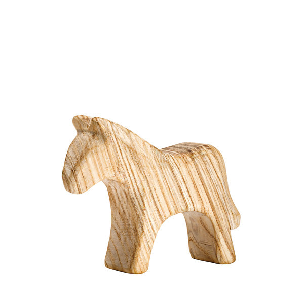 Ostheimer Horse - Natural Wood