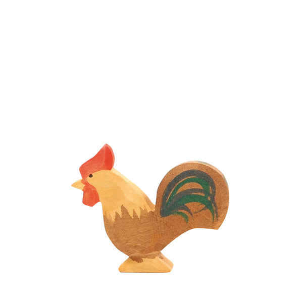 Ostheimer Rooster - Brown