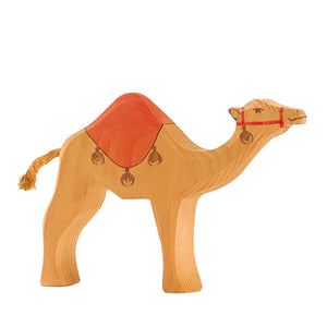 Ostheimer Dromedary with Saddle