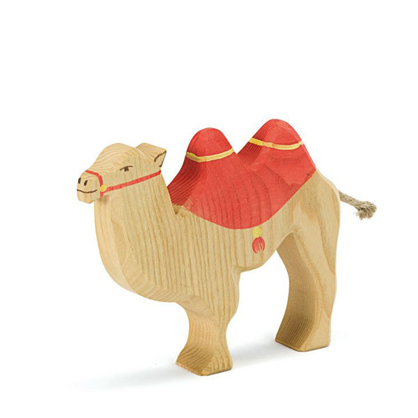 Ostheimer Camel wit Saddle ll