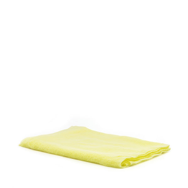 Ostheimer Decoration Scarf - Lemon Yellow