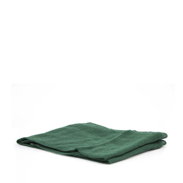 Ostheimer Decoration Scarf - Fir Green
