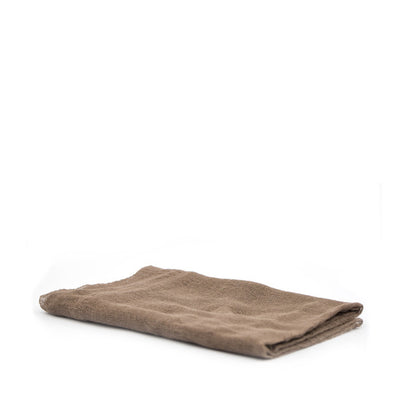 Ostheimer Decoration Scarf - Dark Brown