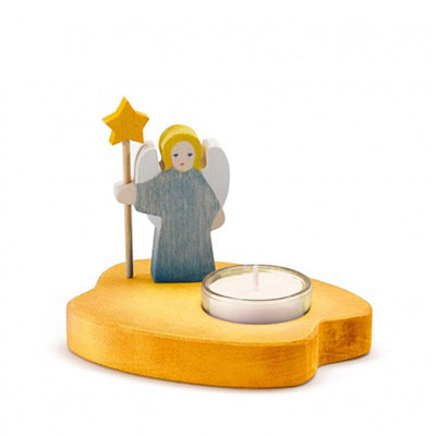 Ostheimer Candle Holder - Angel Blue