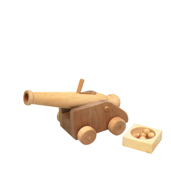Ostheimer Cannon with Cannon Balls - Small