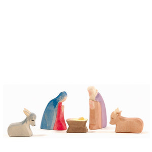 Ostheimer Holy Family 5 Pieces - Mini
