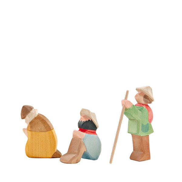 Ostheimer Shepherds 3 Pieces - Mini