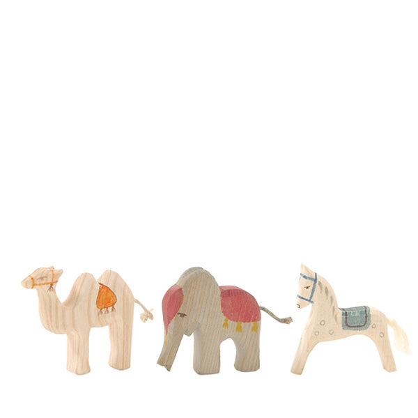 Ostheimer King's Animals 3 Pieces - Mini