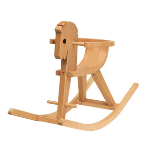 Ostheimer Rocking Horse Peter with Arm Rest