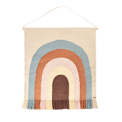 OYOY Wall Rug – Follow the Rainbow