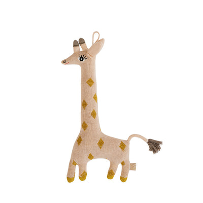OYOY Baby Guggi Giraffe Cushion – Darling