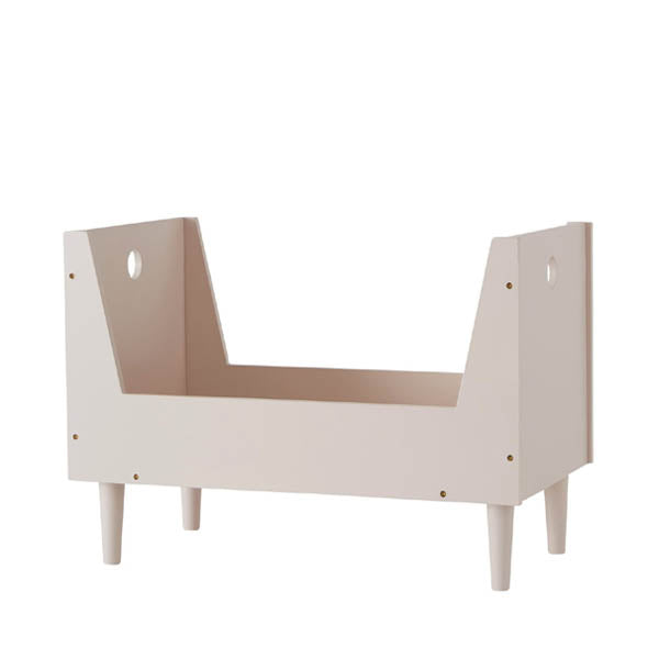 OYOY Retro Doll Bed – Rose