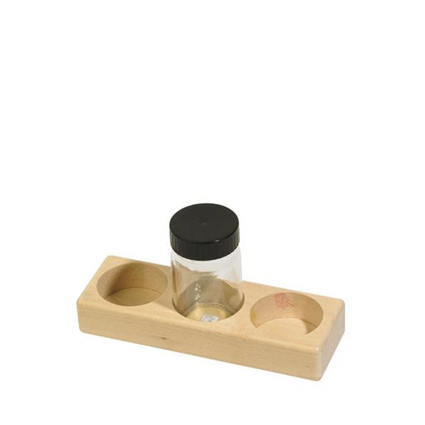 Wooden Paint Jar Holder (3x100ml)