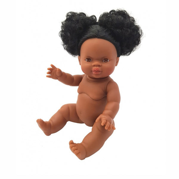 Paola Reina Baby Doll African Girl - Naomi