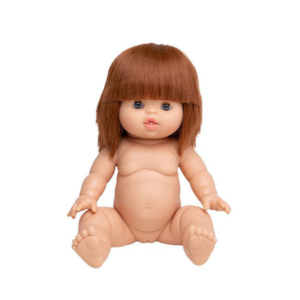 Paola Reina x Minikane Baby Doll – Capucine with Sleepy Eyes
