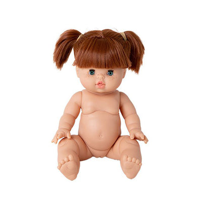Paola Reina x Minikane Baby Doll – Gabrielle with Sleepy Eyes