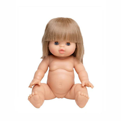 Paola Reina x Minikane Baby Doll – Yze with Sleepy Eyes