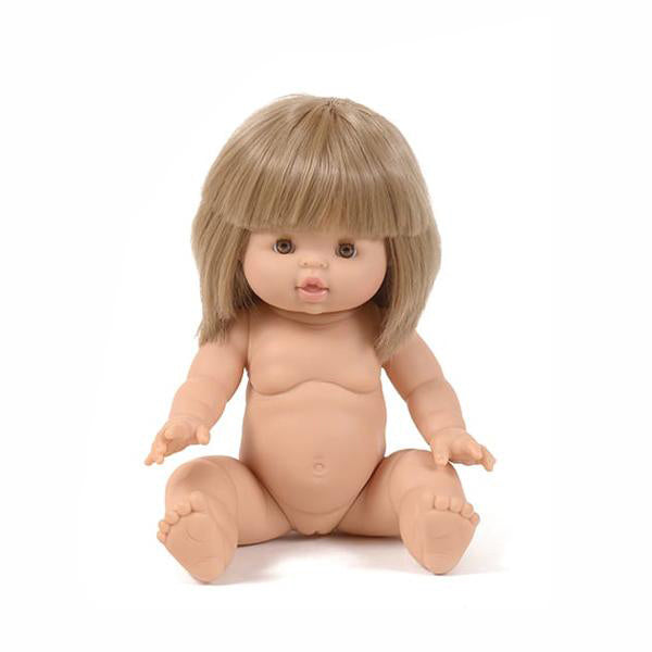 Paola Reina x Minikane Baby Doll – Zoé with Sleepy Eyes