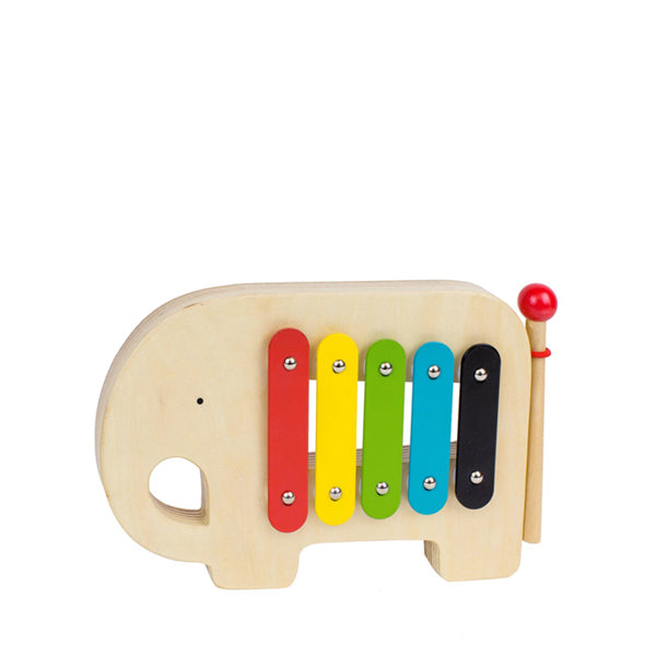 Petit Collage Musical Jumbo - Wooden Xylophone