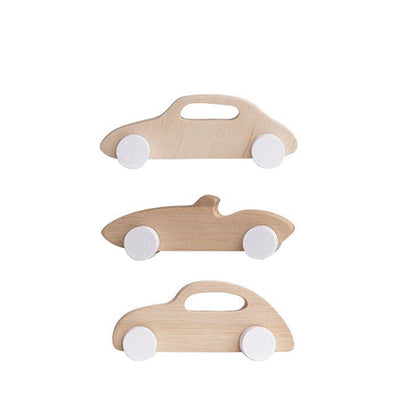 Pinch Toys Set of 3 - Sport Cars