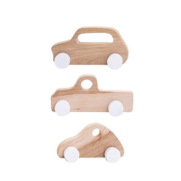 Pinch Toys Set of 3 – Vintage Cars - Pinch Toys | Elenfhant