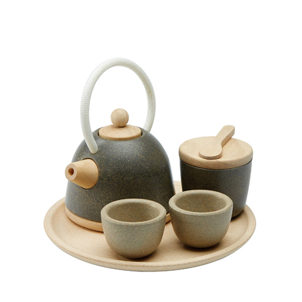 Plan Toys Classic Oriental Tea Set