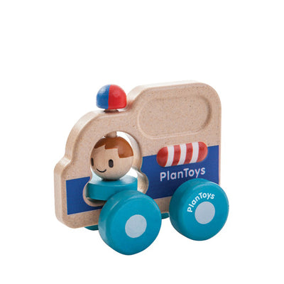 Plan Toys Rescue Car