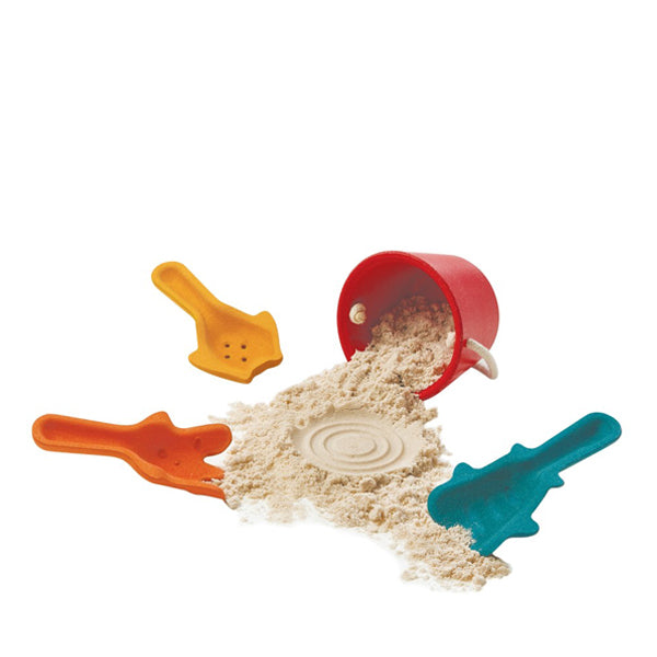 Plan Toys Sand Play Set