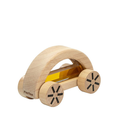 Plan Toys Wautomobile - Yellow