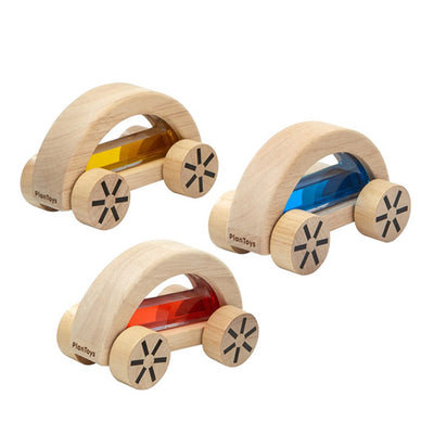 Plan Toys Wautomobile - 3 Pcs