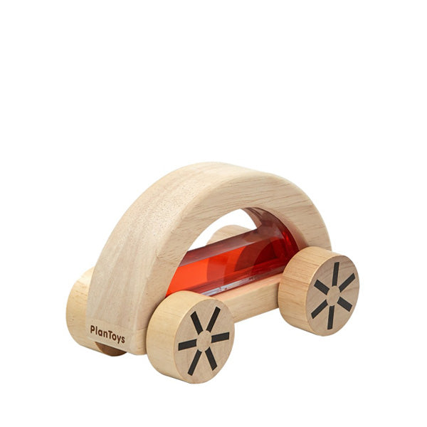Plan Toys Wautomobile - Red