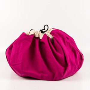 Play and Go Toy Storage Bag - Fuchsia