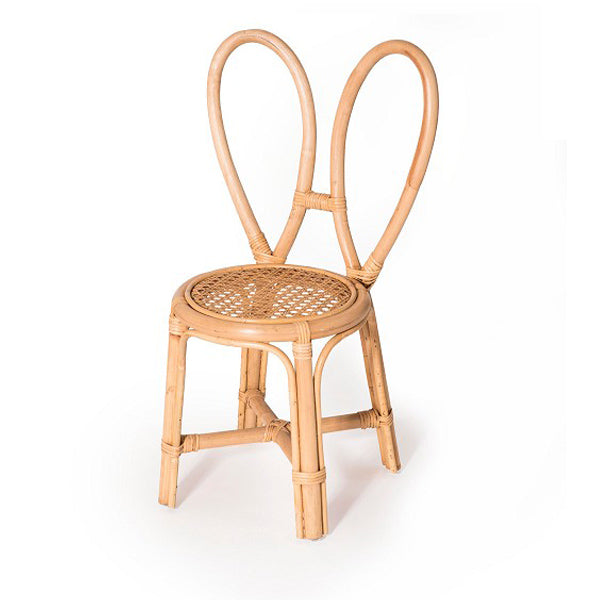 Poppie Rattan Bunny Chair