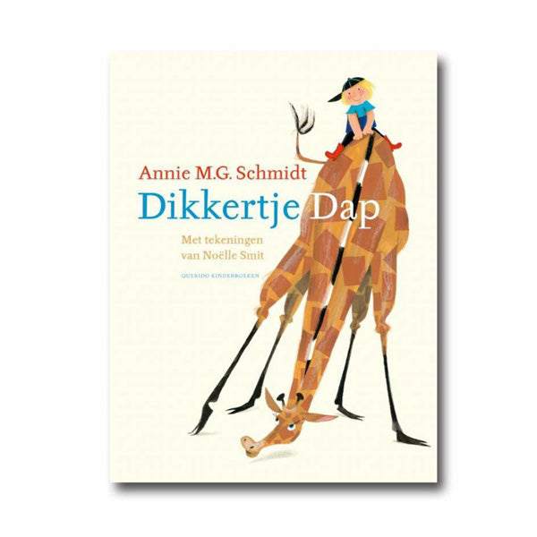 Dikkertje Dap by Annie M.G. Schmidt - Dutch