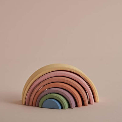Raduga Grëz Arch Stacker – Pastel Earth