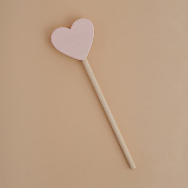 Raduga Grëz Magic Wand - Heart - Soft Pink