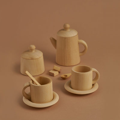 Raduga Grëz Tea Set – Natural